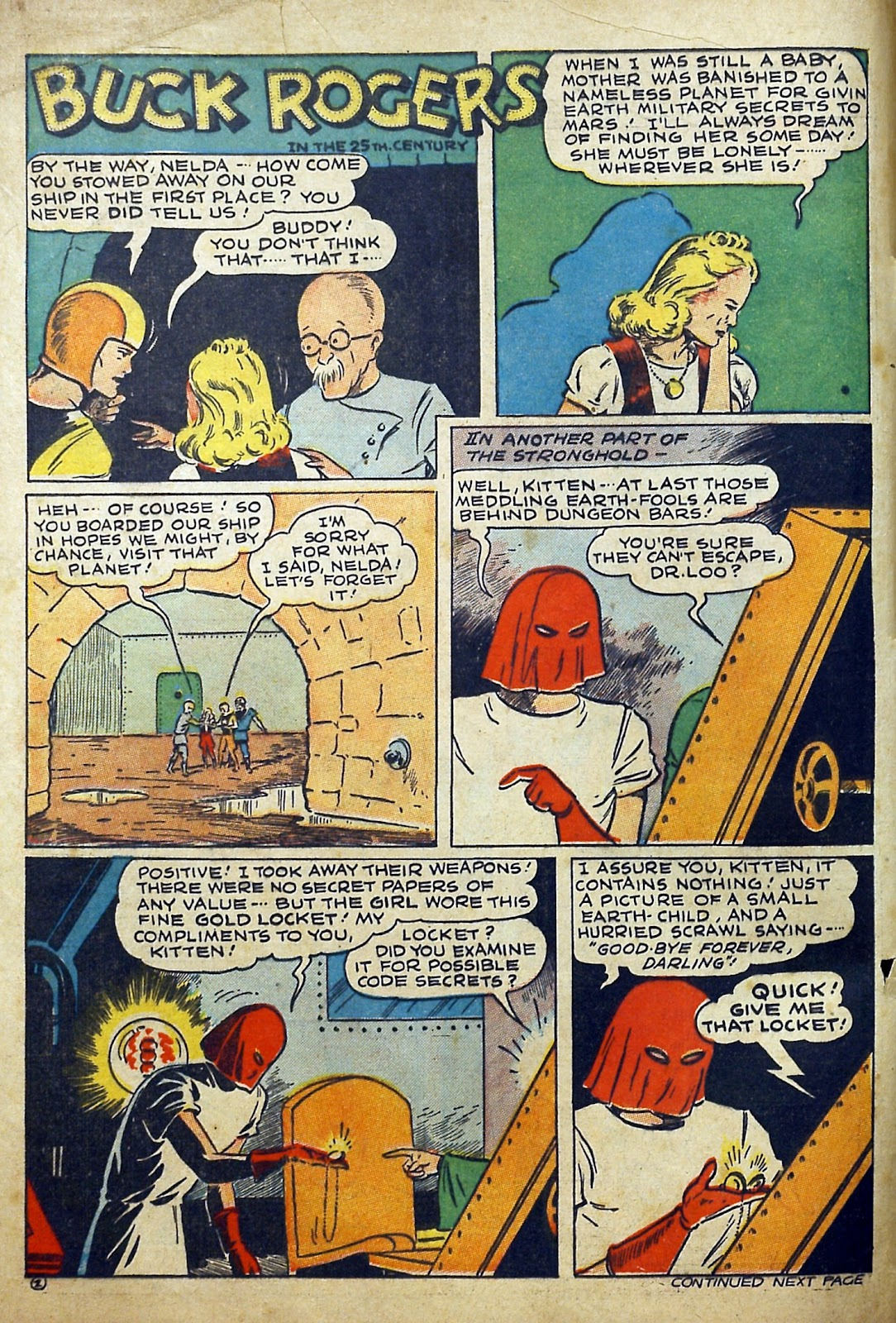 Read online Famous Funnies comic -  Issue #97 - 3