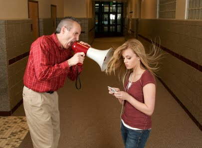 Effective Classroom Management is Difficult When You're Angry