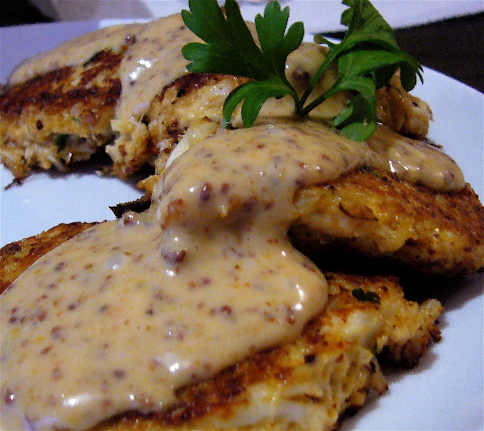 Crab Cakes And Remoulade Recipe