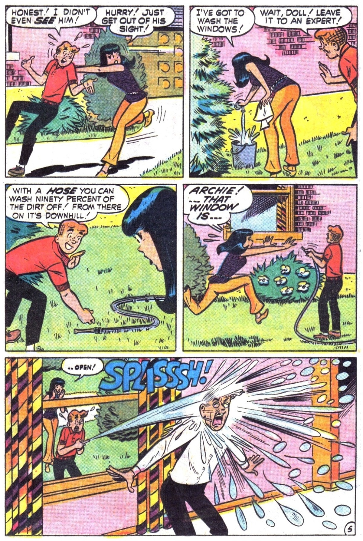Read online Archie (1960) comic -  Issue #194 - 17