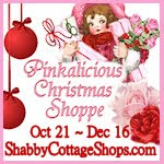 Visit The Christmas Shoppe ~ it's Open