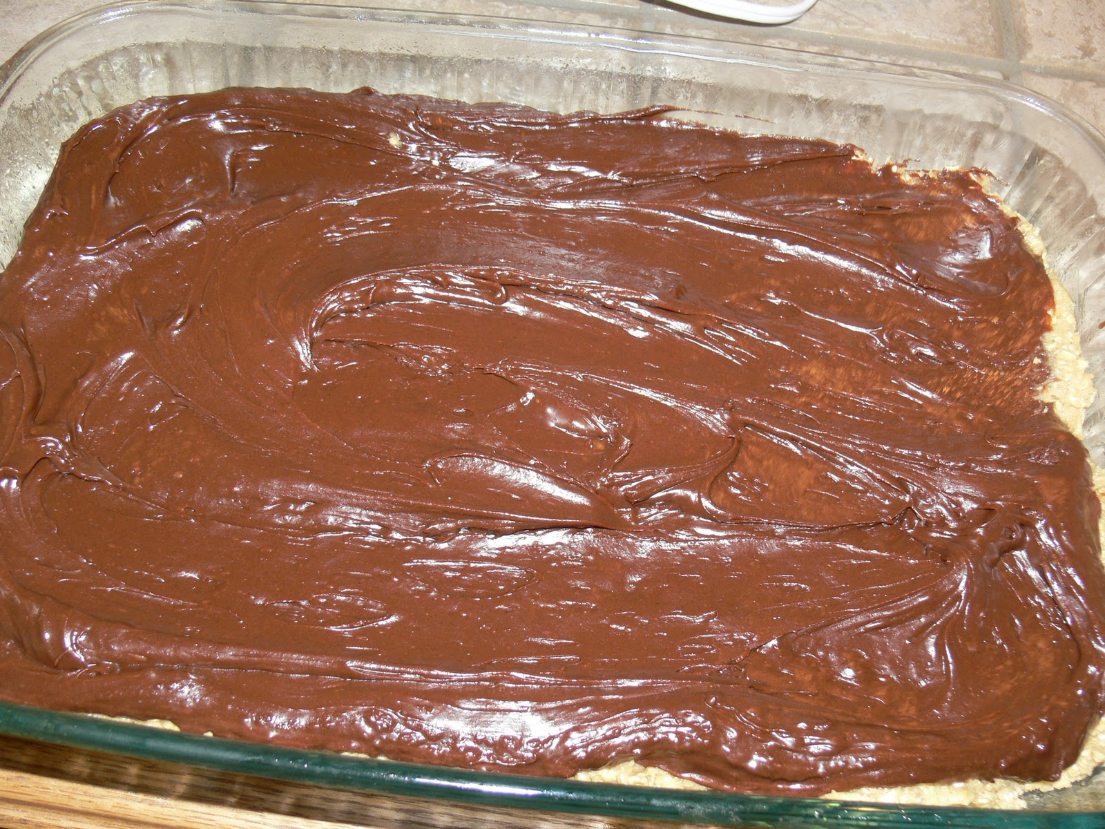 In The Kitchen With Jenny Chocolate Revel Bars