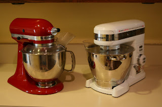 Cake Walk Stand Mixers Kitchenaid Vs Cuisinart