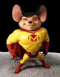 Mighty Mouse der Film