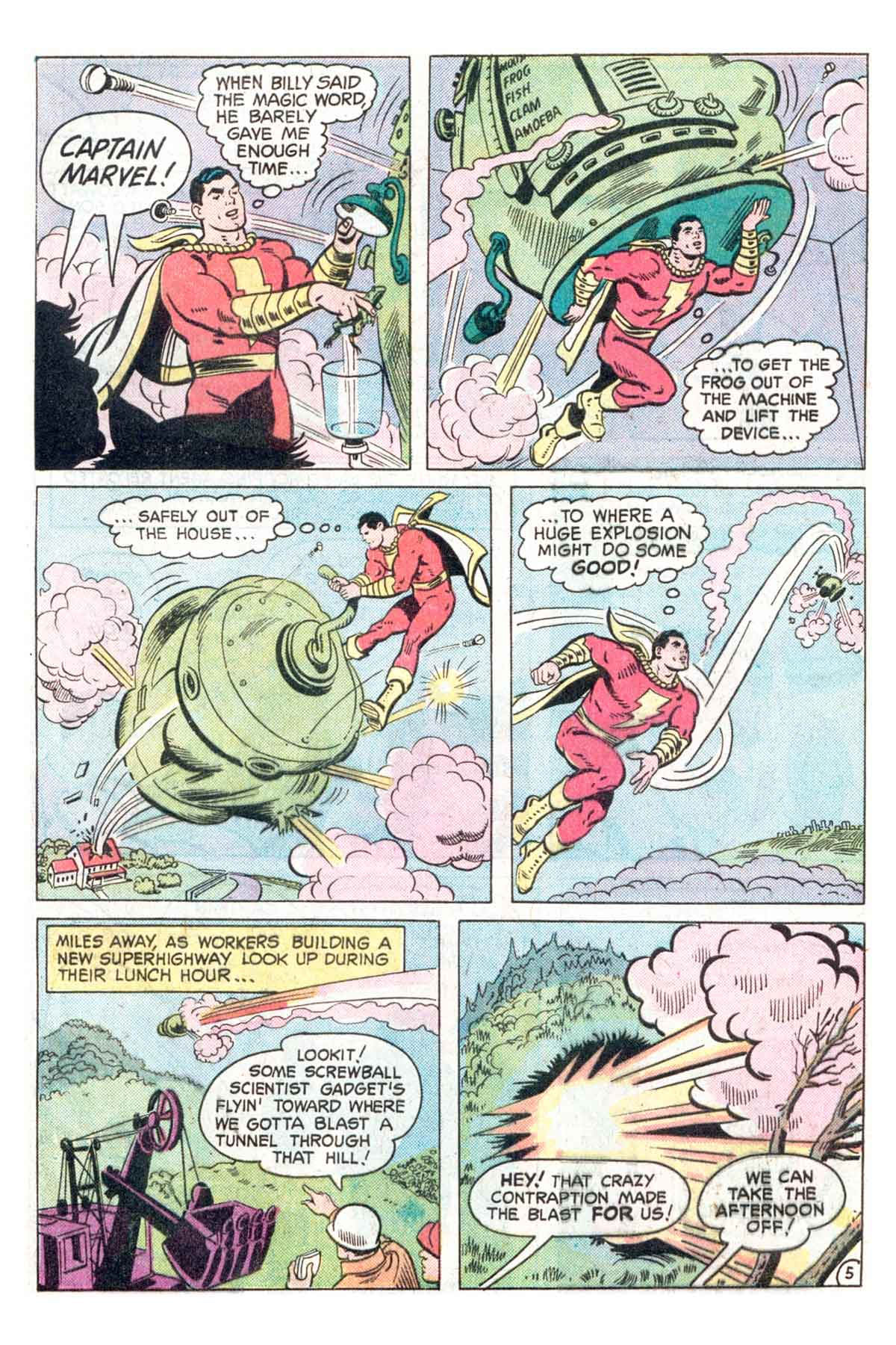 Read online Shazam! (1973) comic -  Issue #18 - 6