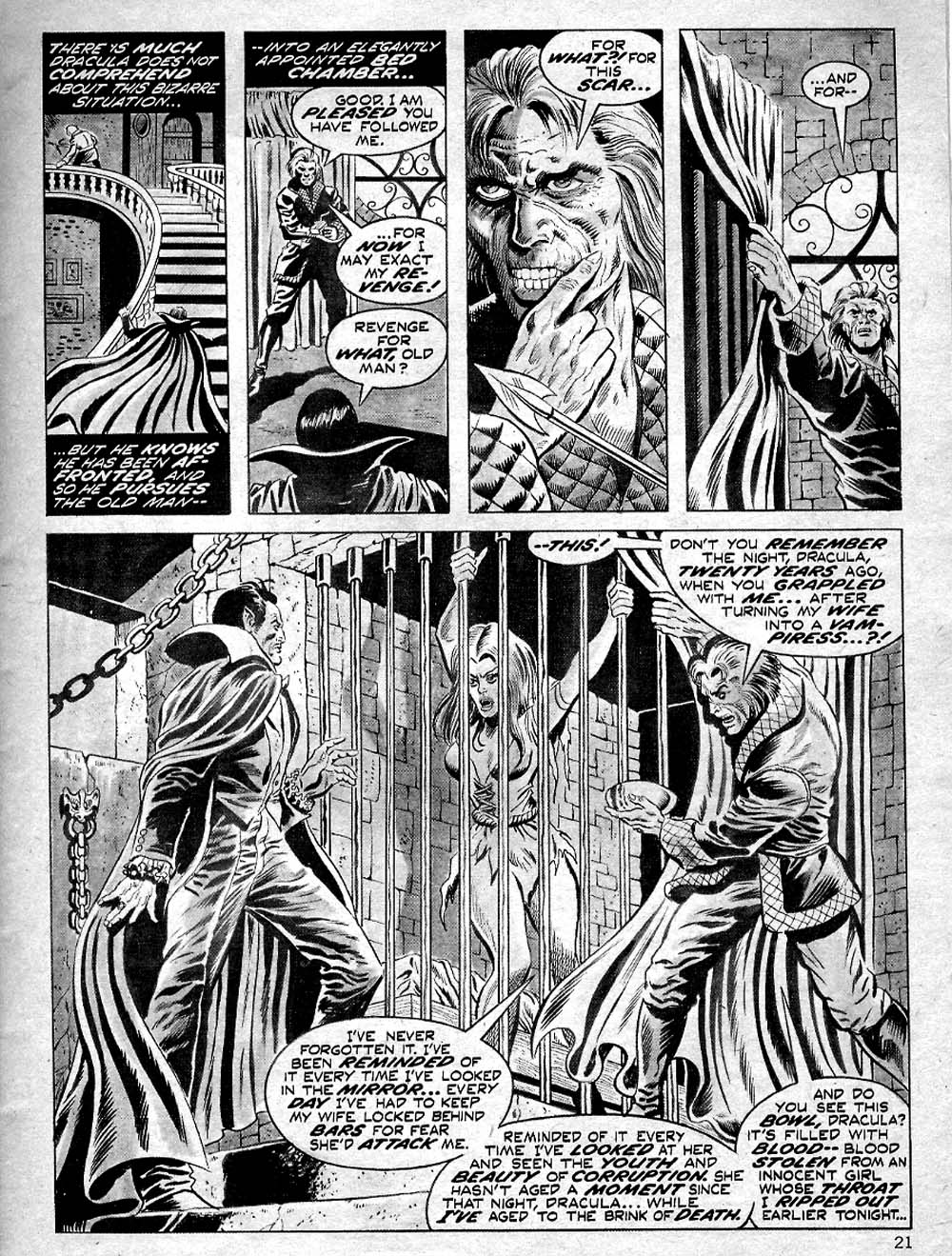 Dracula Lives issue 9 - Page 21