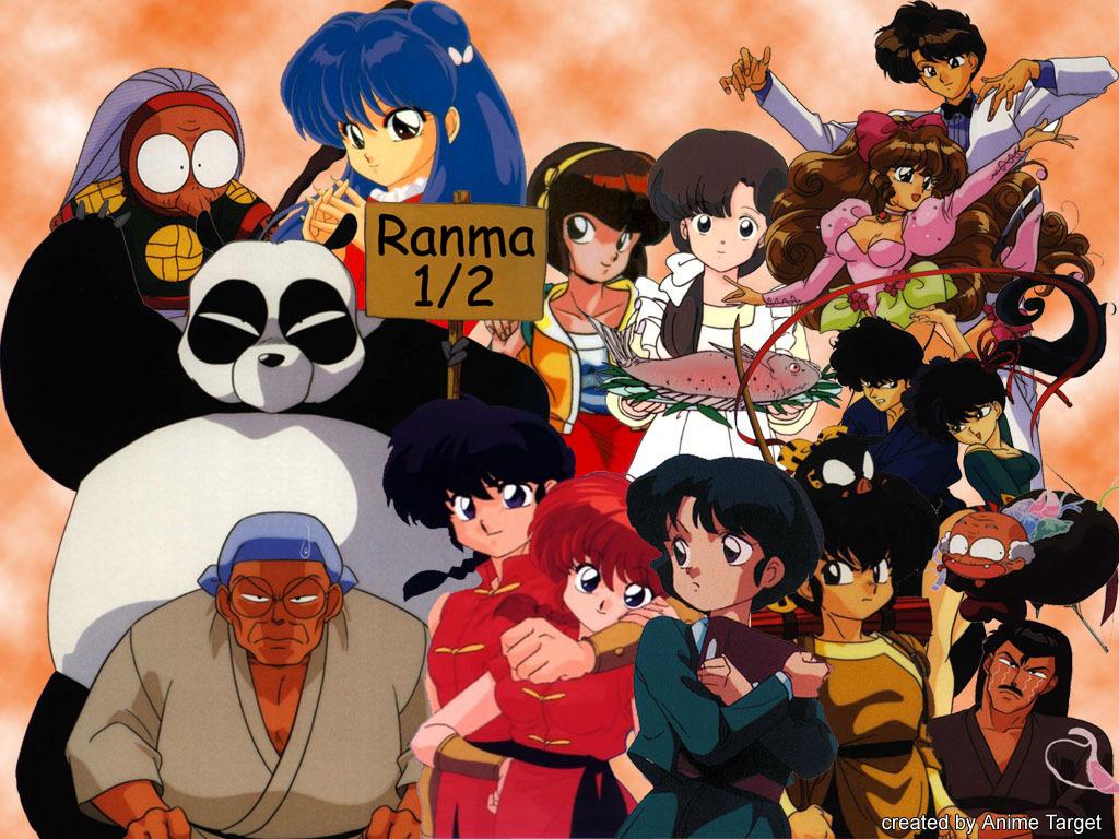 Otaku Com Orgulho: Ranma 1/2 - LIVE ACTION