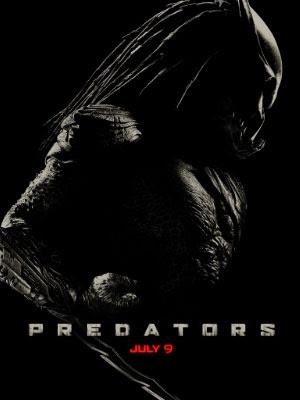 Predators Teaser  Poster