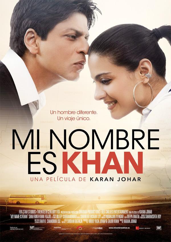Compartiendo al Límite  Mi nombre es Khan  DVDScreener  Castellano  2010  b47b1b04fc1