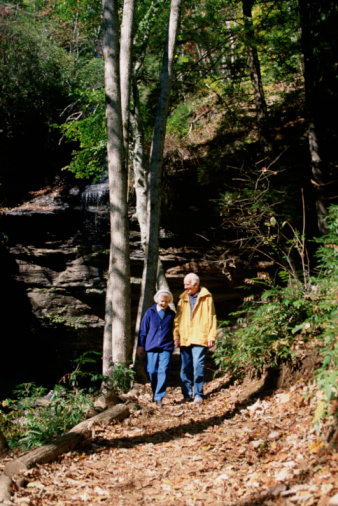 Ohio's Brilliant Fall Colors are the Perfect Backdrop for a Hike this Weekend