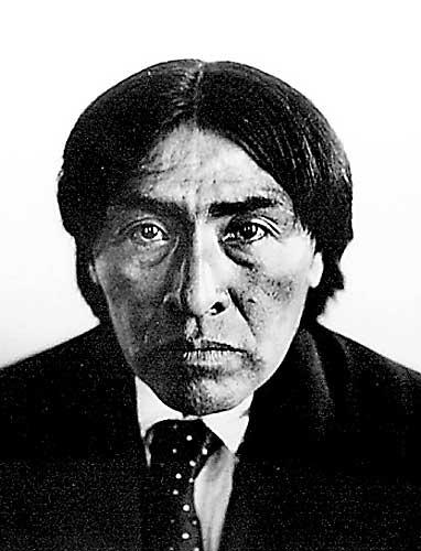 On This Day 1916: Ishi Died