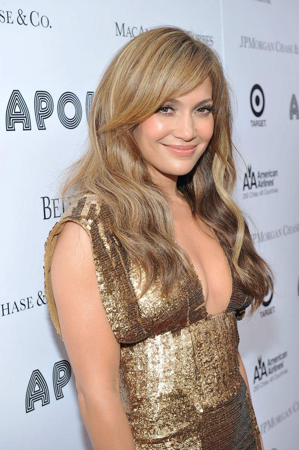 Jennifer Lopez Apollo Theater Benefit