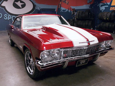 american muscle cars chevy - photo #40