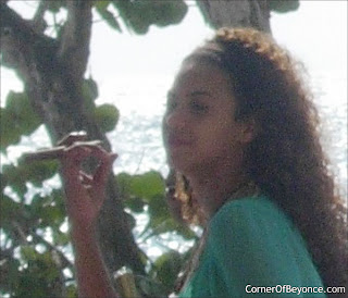 Dont Talk About It, Be About It: Beyonce Smokes Cigars Now