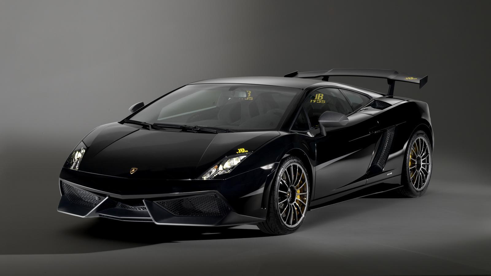 Avenged Car Extreme Car Lamborghini Gallardo Lp570 4 Black Edition