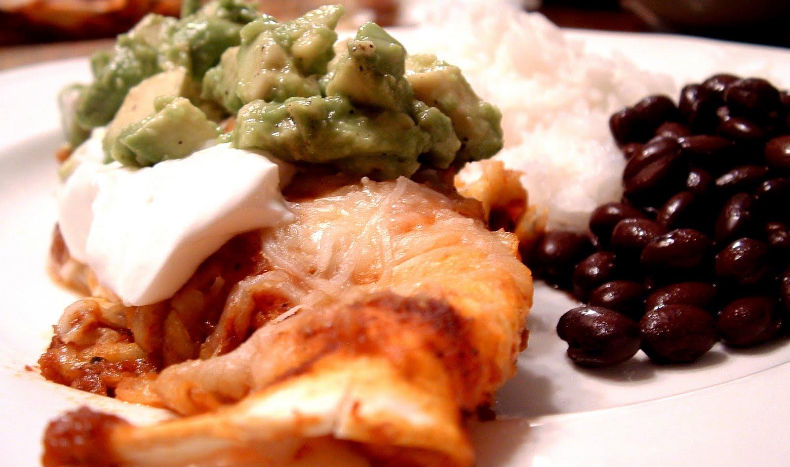 America S Test Kitchen Beef Enchiladas