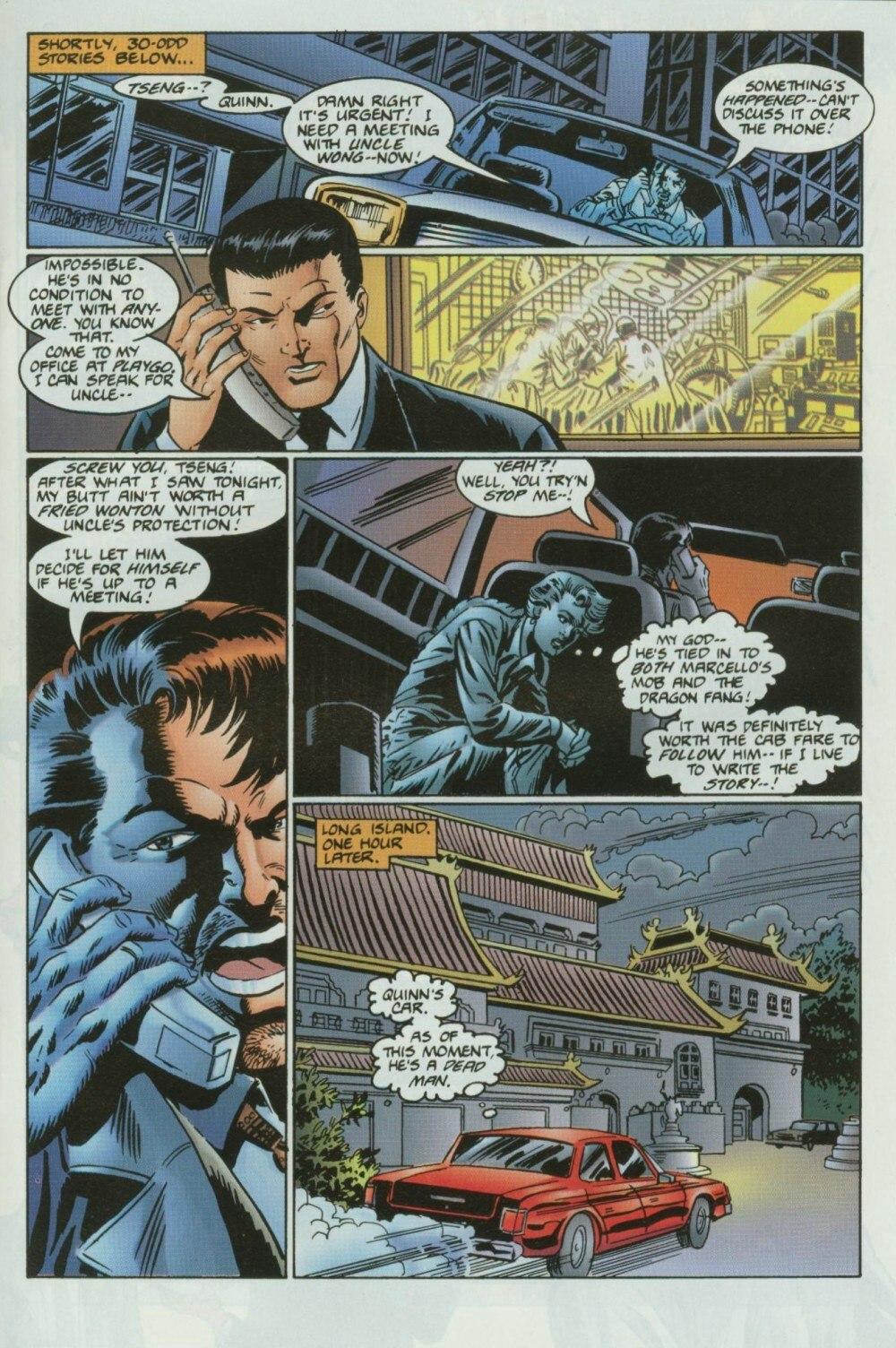 Read online Sludge comic -  Issue #9 - 15