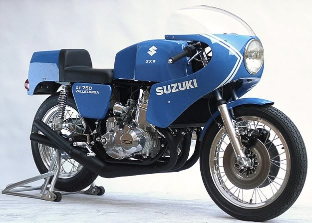 g s guccilife suzuki gt750 vallelunga. Black Bedroom Furniture Sets. Home Design Ideas
