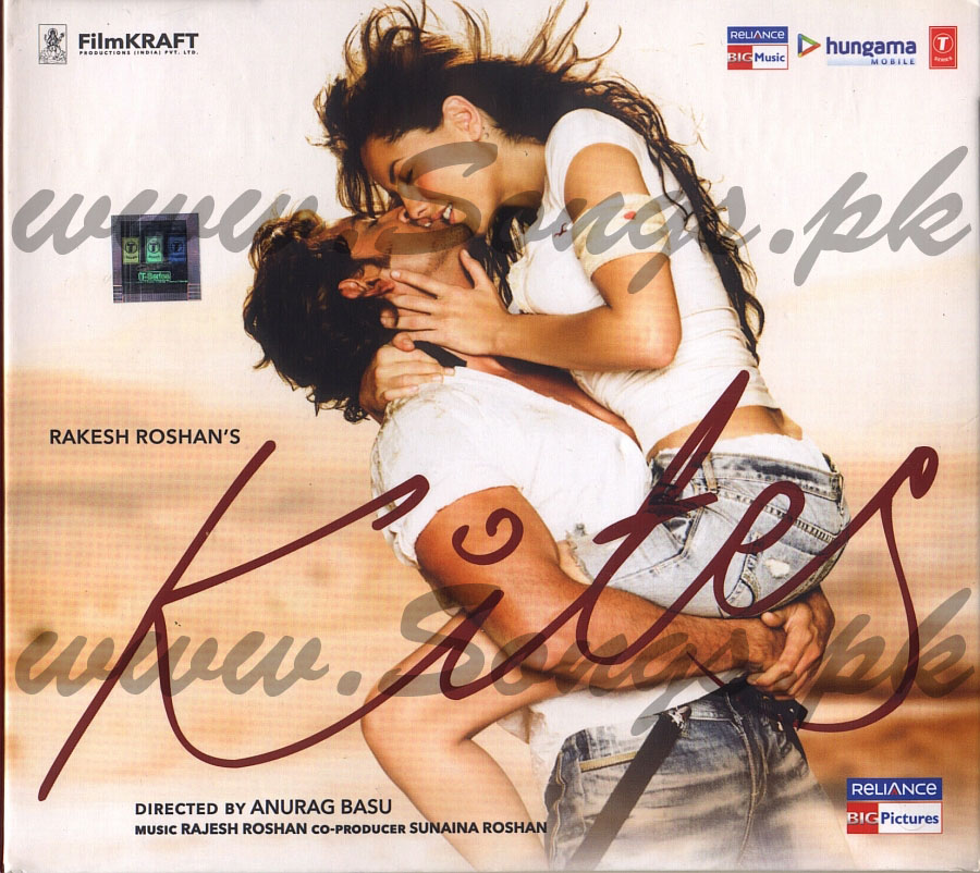 hindi film kites all song free