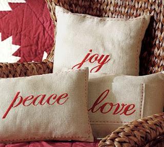 Design Aholic Christmas Pillows