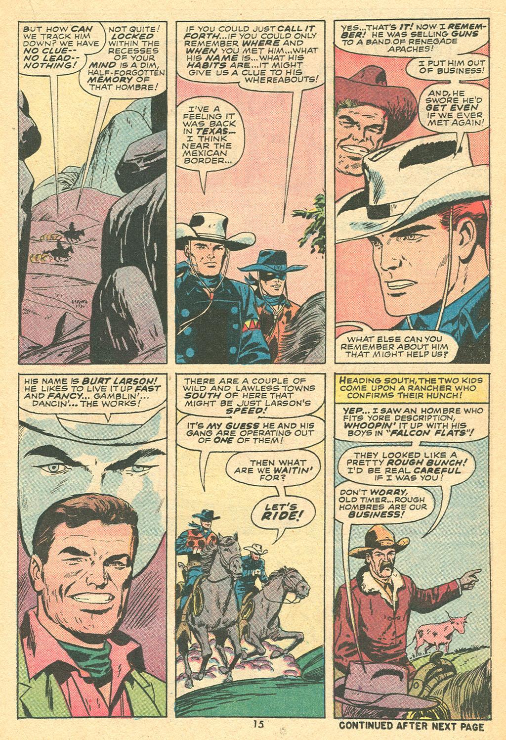 Read online Two-Gun Kid comic -  Issue #108 - 17