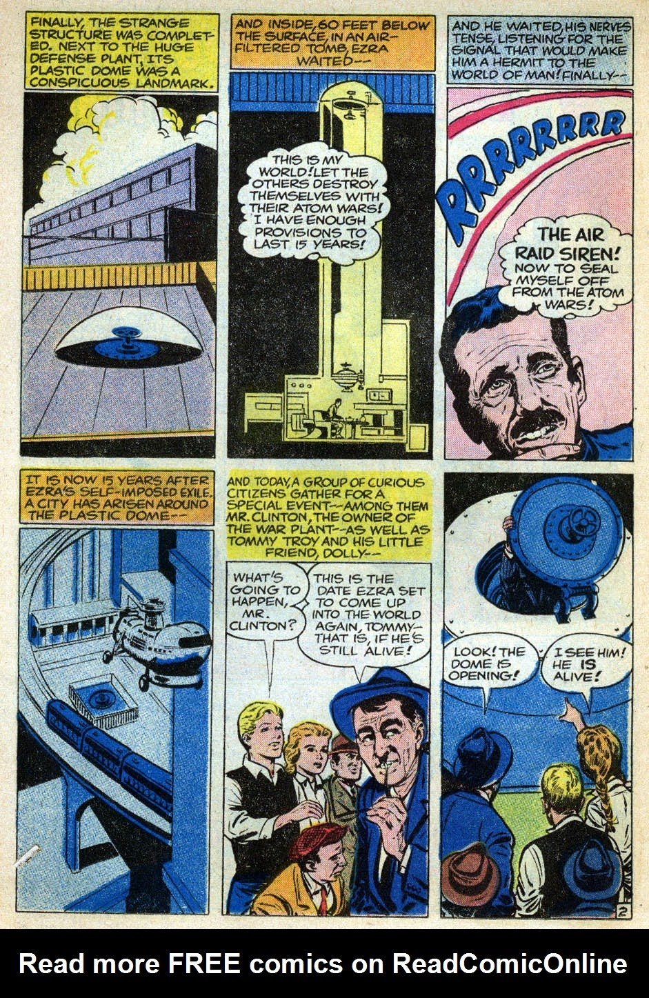 The Fly (1959) issue 3 - Page 14