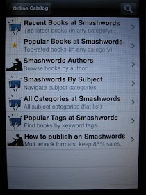 Smashwords: Smashwords Optimized for Stanza and the iPhone