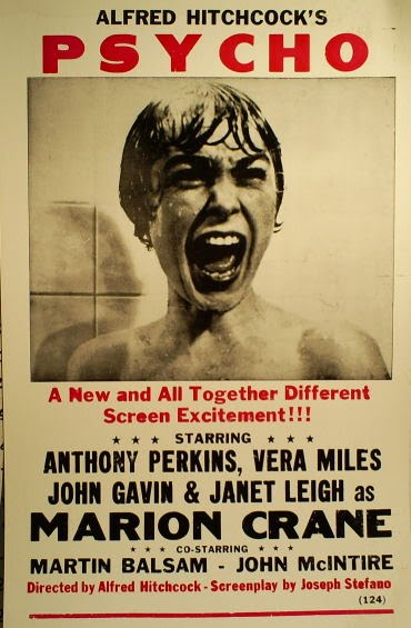 Information Overload: #59 - Psycho - 1960