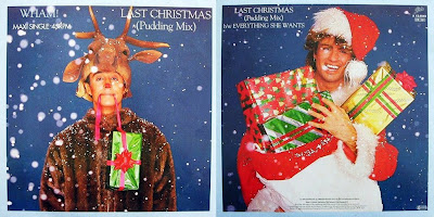 Wham Last Christmas.Wham Enjoy What You Do Last Christmas