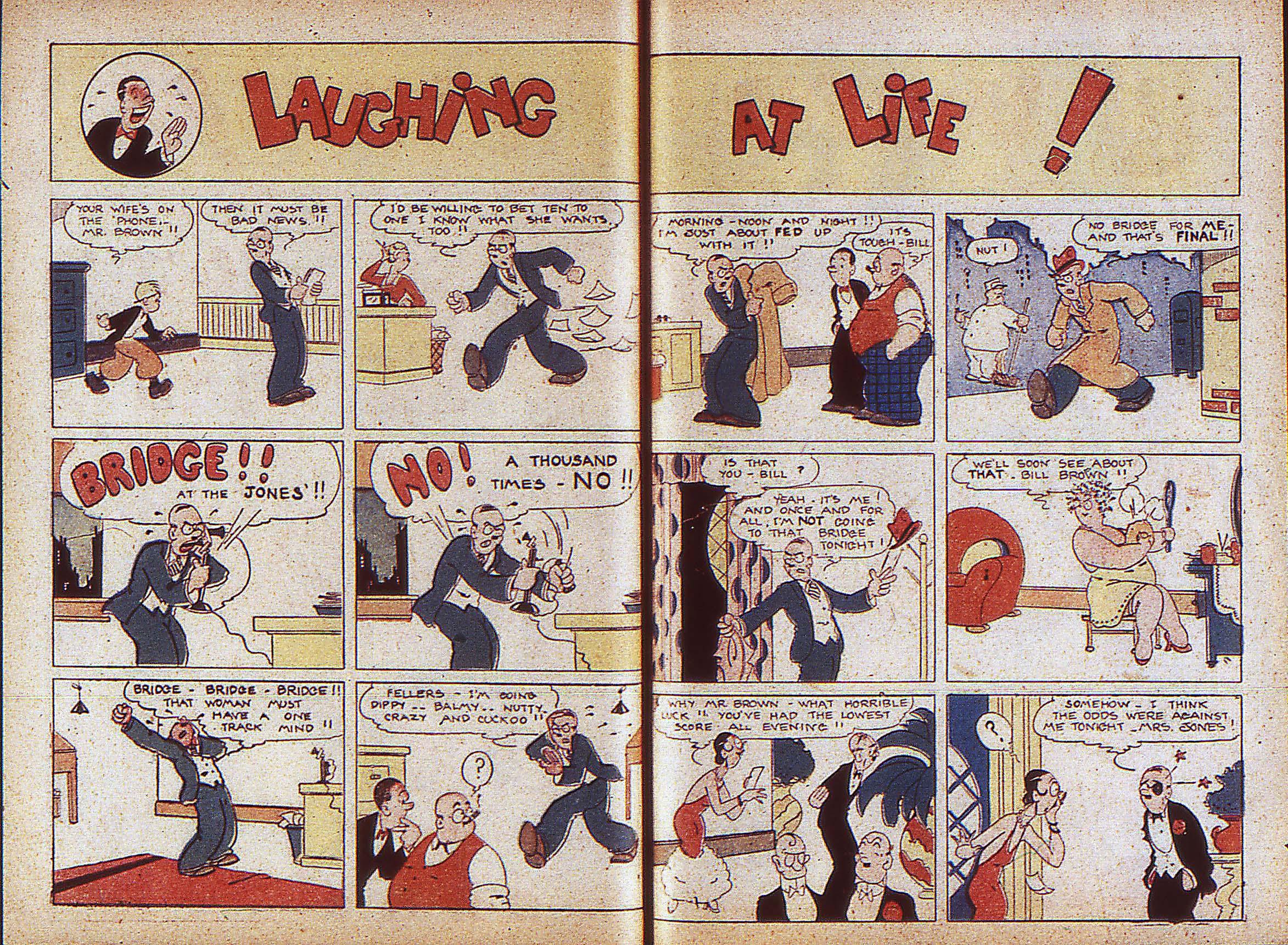 Read online Adventure Comics (1938) comic -  Issue #5 - 28