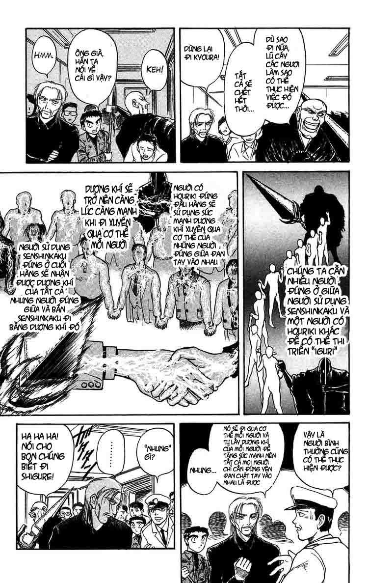 Ushio and Tora Chap 131 - Truyen.Chap.VN