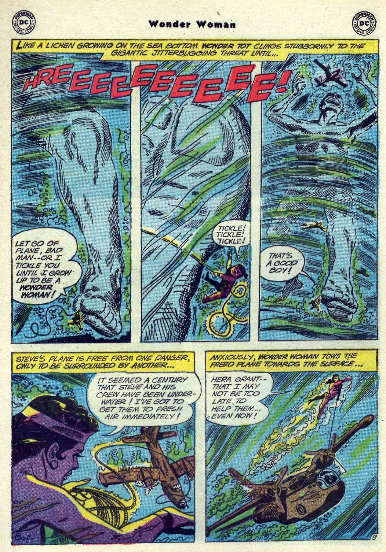 Read online Wonder Woman (1942) comic -  Issue #129 - 13