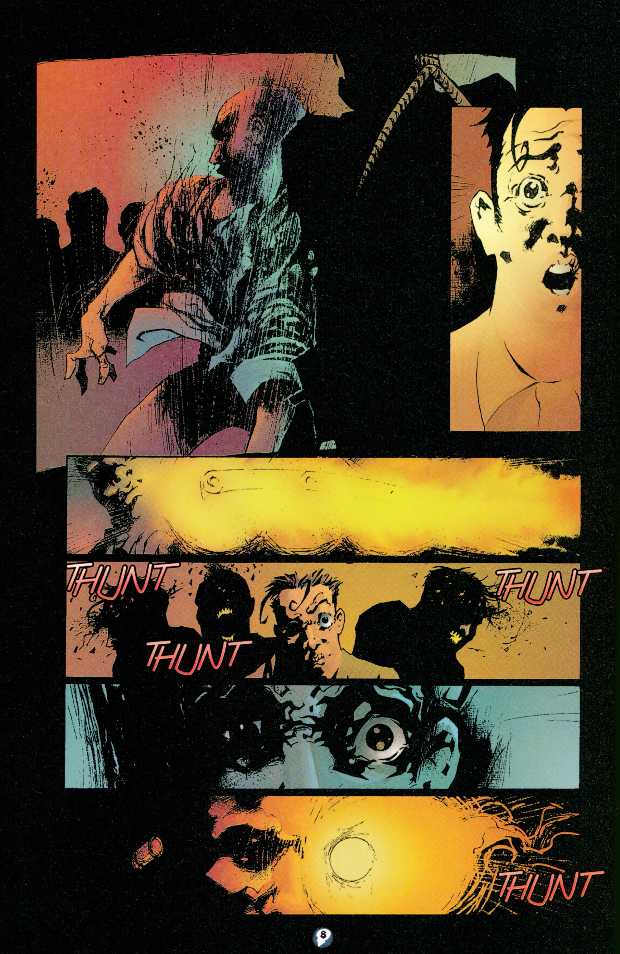Read online Shadowman (1997) comic -  Issue #1 - 8