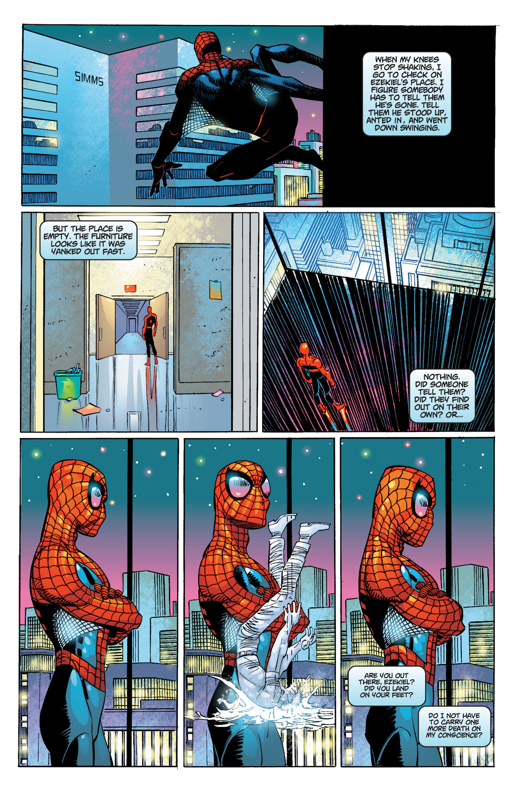 The Amazing Spider-Man (1999) 35 Page 17