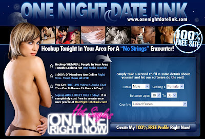 One night dating link