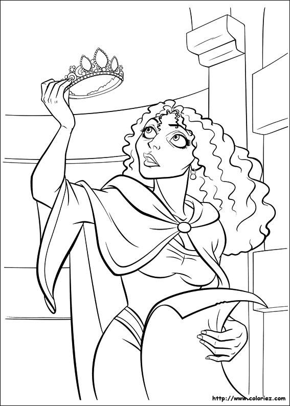 Mais desenhos da Rapunzel para