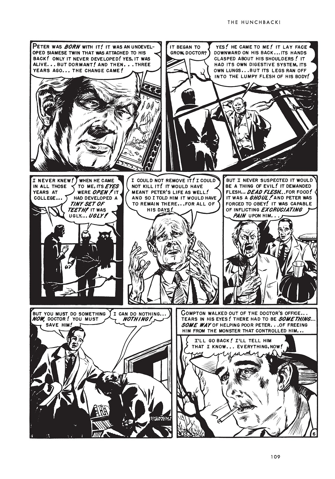 Read online Doctor of Horror and Other Stories comic -  Issue # TPB (Part 2) - 25