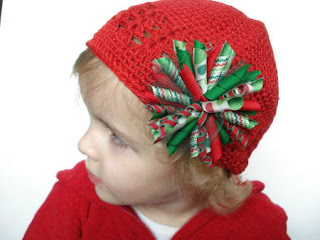 Bowsweet Christmas Hair Accessories Korkers