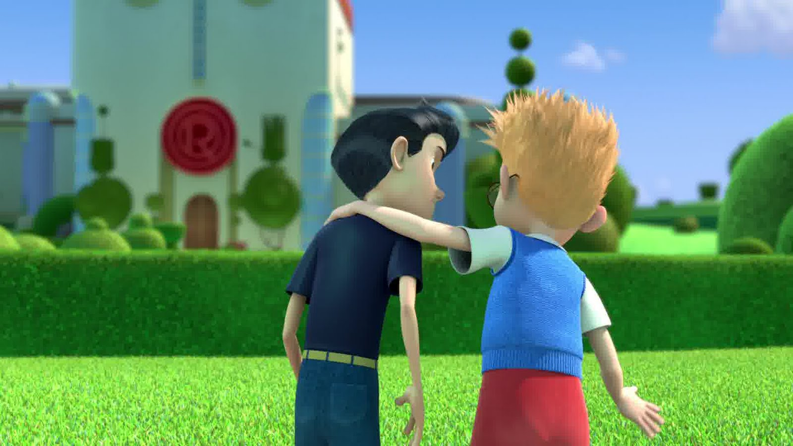 meet the robinsons ending part of sopranos