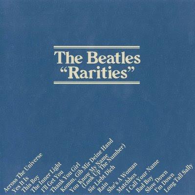 Jfn Beatles Music Amp Memories Beatles Rarities Album Uk