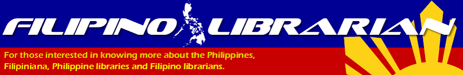 Filipino Librarian