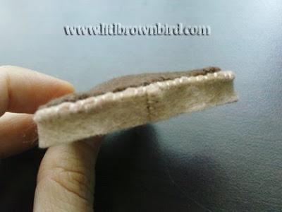 DSC08914 - Biscoitinhos de feltro