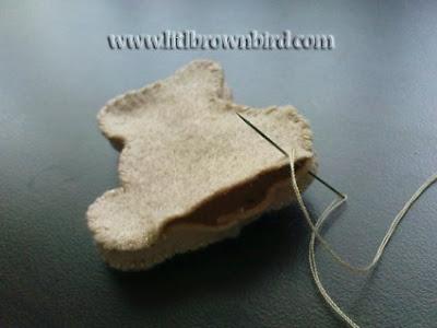 DSC08915 - Biscoitinhos de feltro