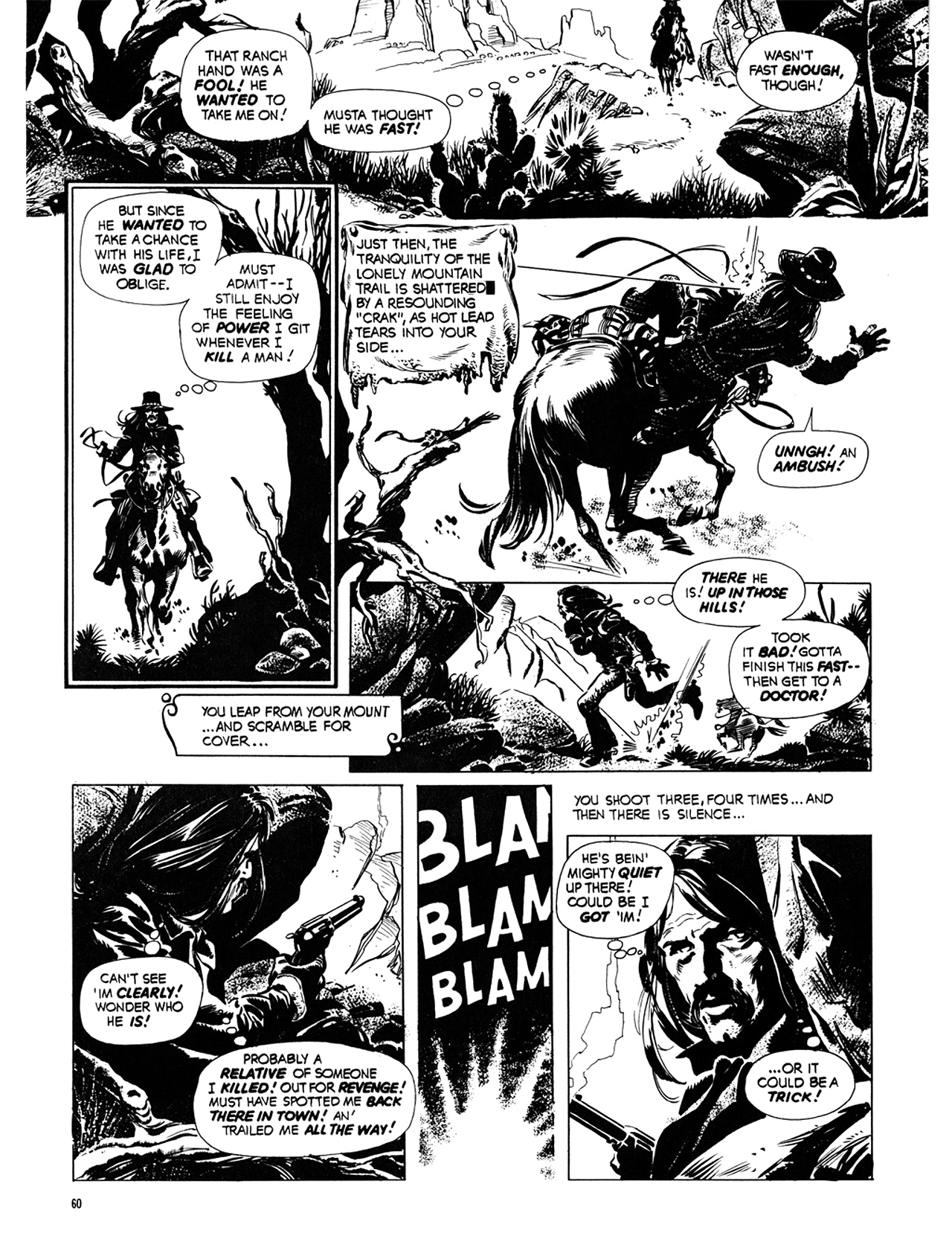 Read online Eerie Archives comic -  Issue # TPB 9 - 61