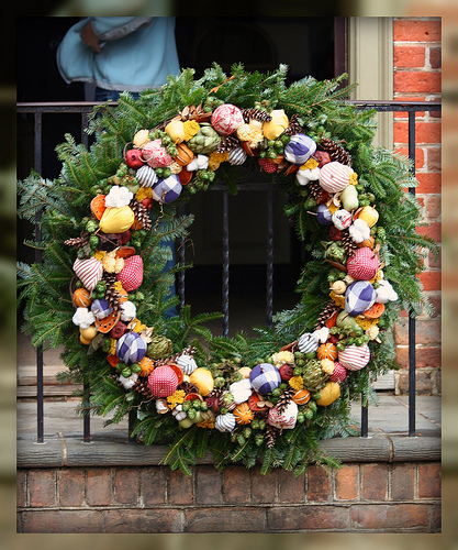 Shop Decorations For Christmas: Living In Williamsburg, Virginia: Christmas Decorations At