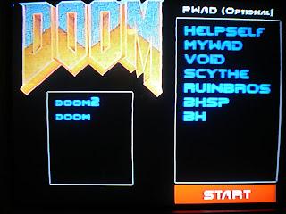 WAD Loader Screenshot - Wii Doom News | Nintendo DS News
