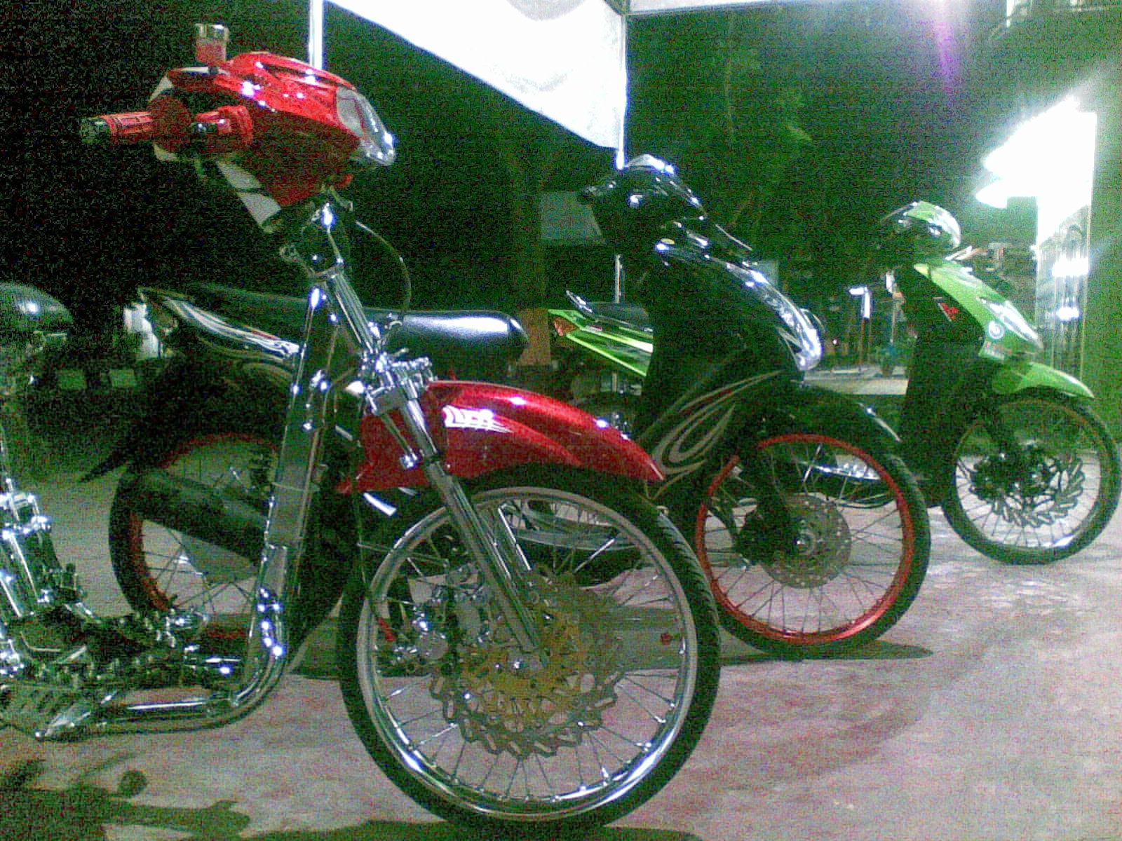 Foto foto motor balap mio for Motor vehicle in wayne nj hours