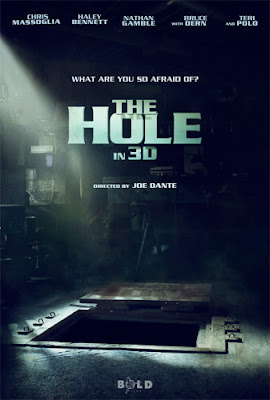 "the hole 3 d teaser poster - Poster de ""The Hole"""