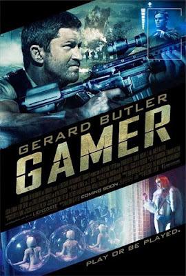 nuevo poster gamer gerard butler - Nuevo Poster y Trealier de Gamer.