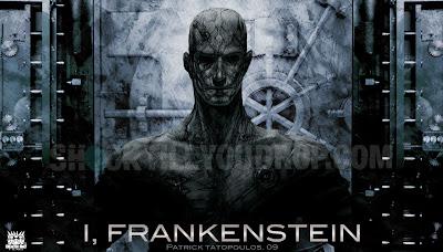 "frankconceptbig - Arte Conceptual de ""I, Frankenstein."""